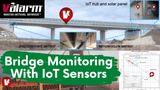 0-10V IoT Sensor Adapter For Monitoring with Tools.Valarm.net