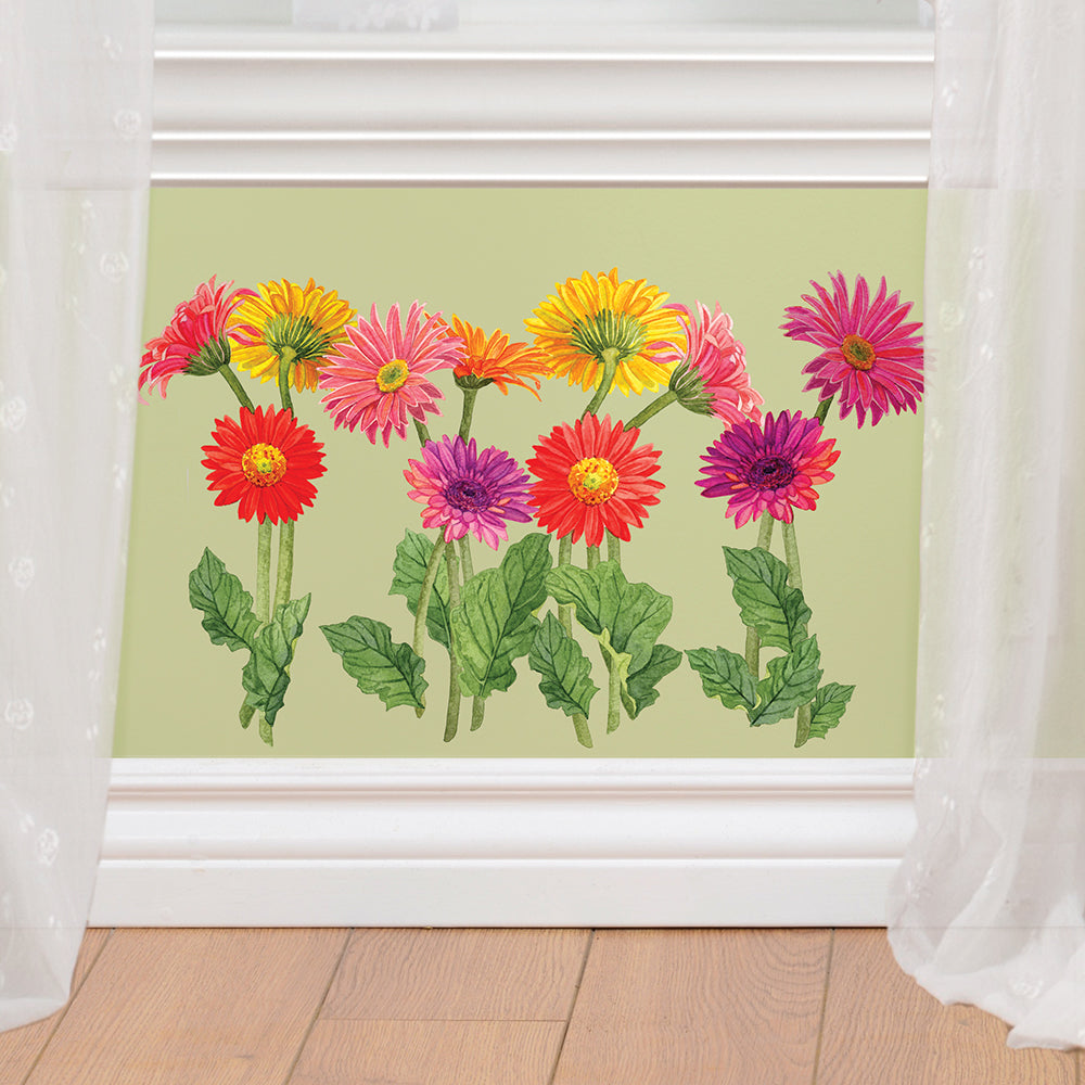 Daisies Wall Decal