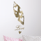 Leaf Feather Wall Decal