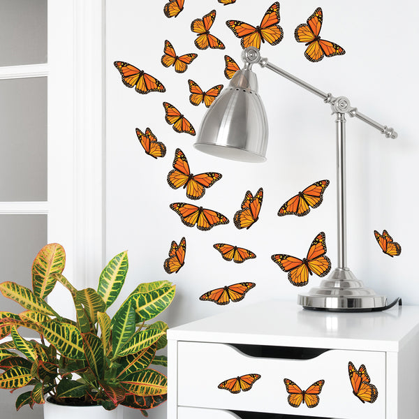 Monarchs Wall Decal