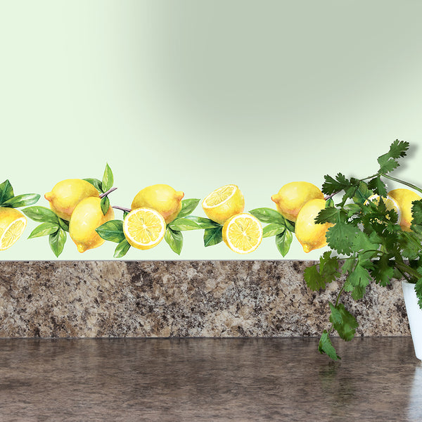 Lemons Wall Decal