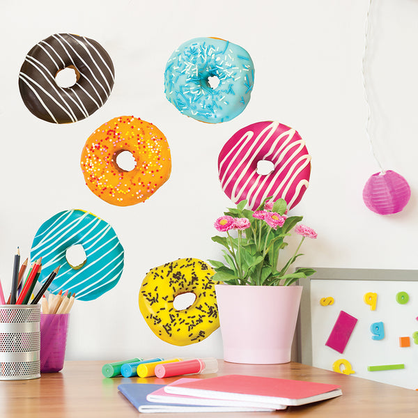 Donut Wall Decal