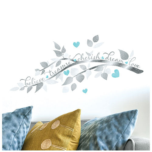Branch Sentiments Wall Decal