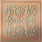 Patina Copper Wall Tile Decal