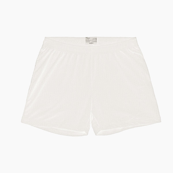 Lounge Short ~ Cream