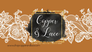 Copper and Lace Gift Card