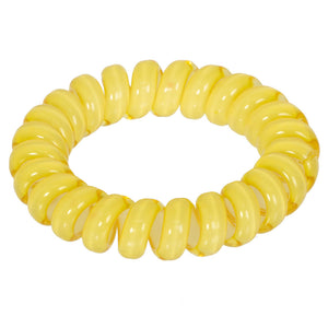 Telephone Cord Hair Tie - multiple options avail