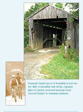 Northern Vermont Mountain Biking
