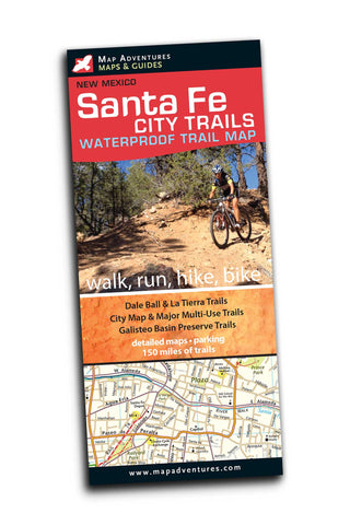 Santa Fe City Trails