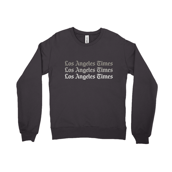 Los Angeles Times crewneck