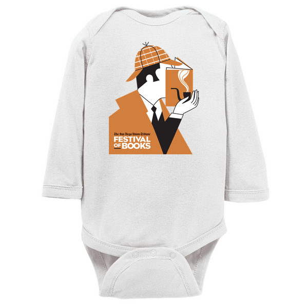 Festival of Books Mystery Onesie