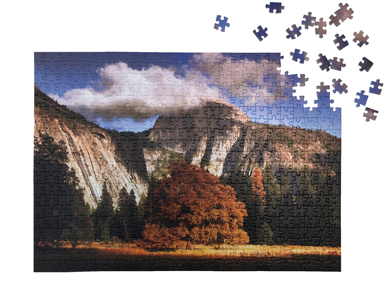 Yosemite in the Fall Puzzle