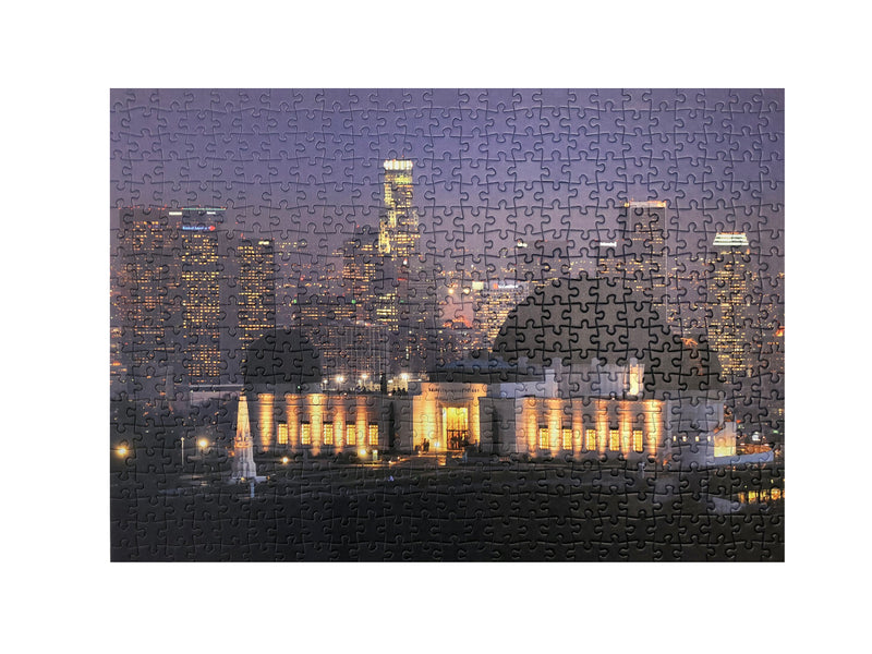 Griffith Observatory Puzzle