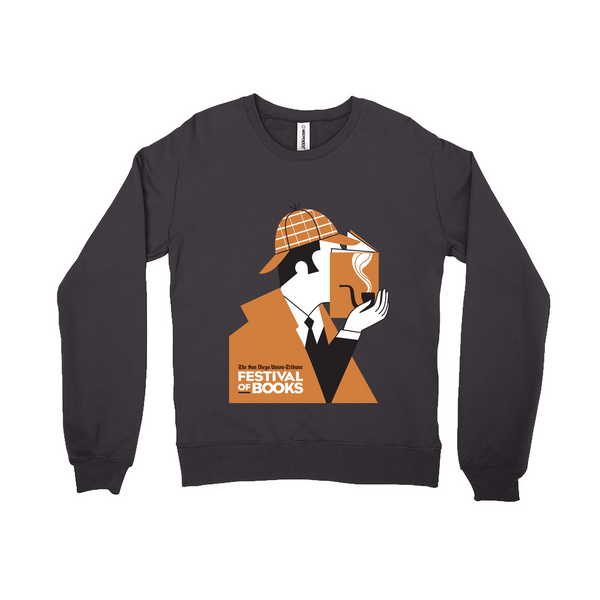 Festival of Books Mystery Crewneck