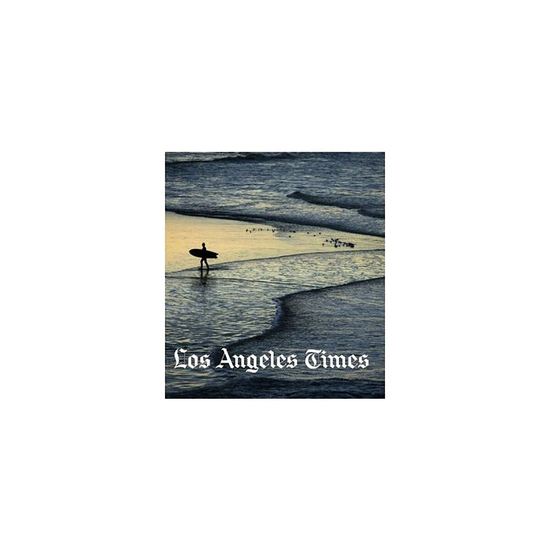 Sunrises & Sunsets - Surfer at Huntington Beach