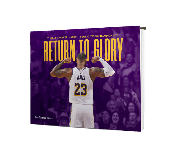 Return to Glory: The Los Angeles Lakers' Historic 2019-20 Championship
