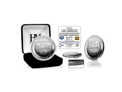 Lakers and Dodgers 2020 City of Champions Silver Mint Coin
