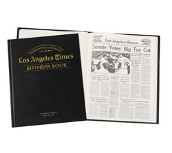 Los Angeles Times Birthday Book