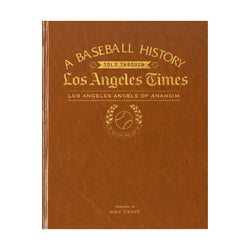 LA Times Angels of Anaheim Newspaper Book