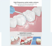 Load image into Gallery viewer, rlway Water Jet Pick Dental Floss Teeth Flosser Oral Irrigator Tooth Cleaner US