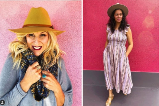 Finding Your Perfect Hat Series Jamie Slye Designs