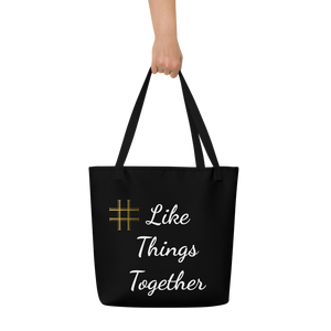 #LikeThingsTogether Tote