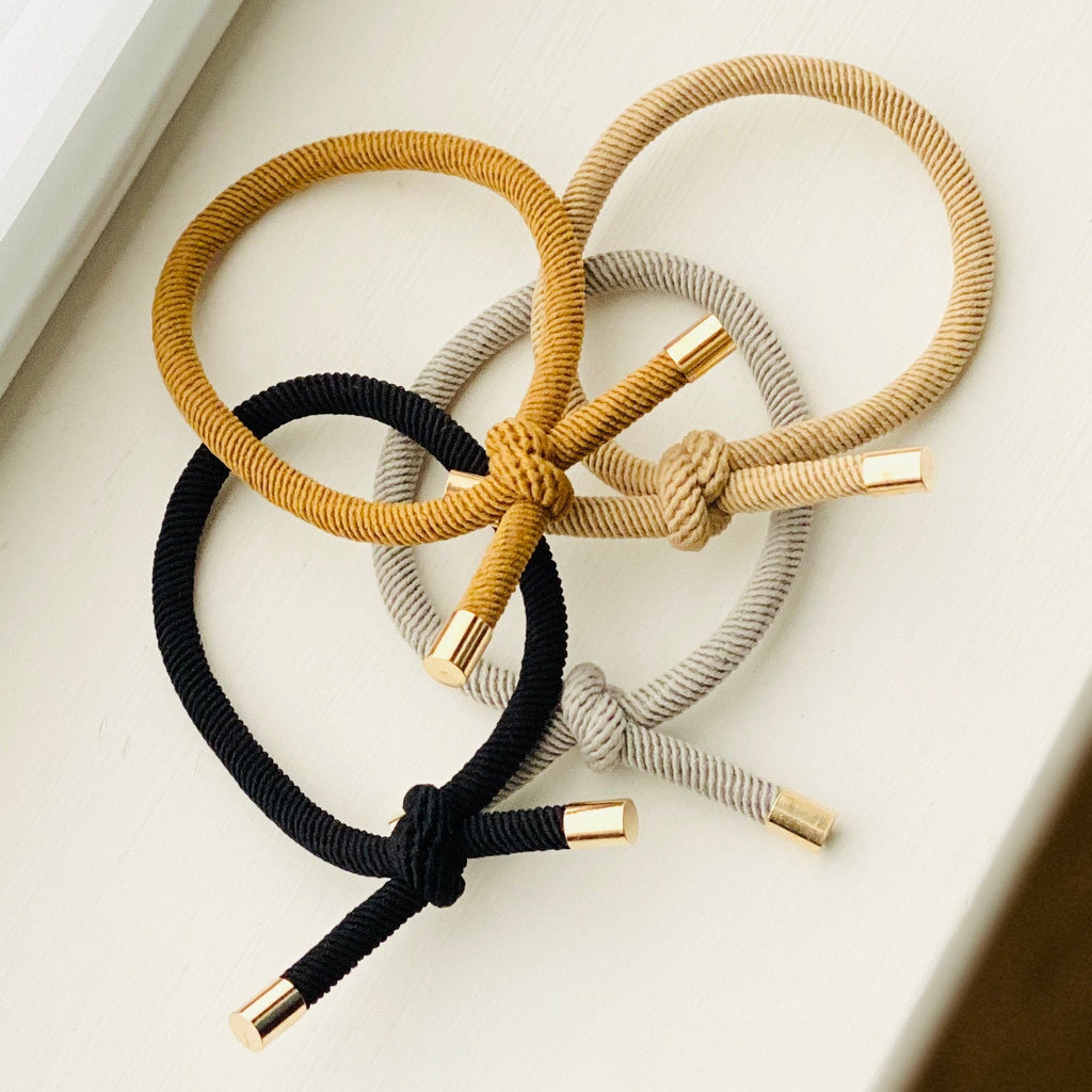 "Elastic Hair Tie | ""Sparkle"" 
