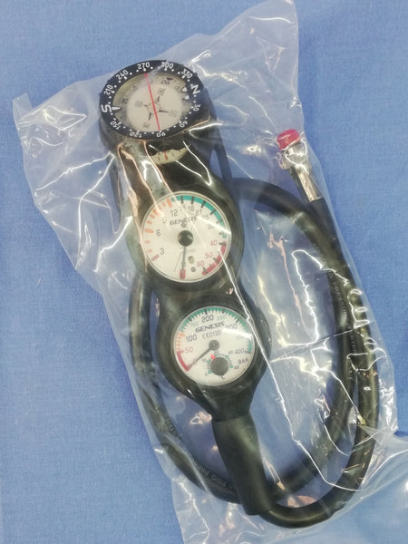 Genesis triple gauge set