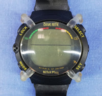 Dive Rite dive watch and docking station
