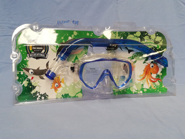 Pro Dive KMS mask & Snorkel set