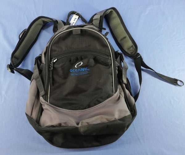 Oceanic back pack bag