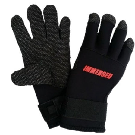 Immersed Kevlar gloves