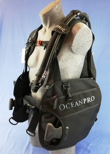 Oceanic BCD no pockets