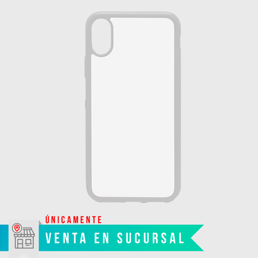 Case sublimable plástica Iphone X Max $30 pesos - STM Robotics