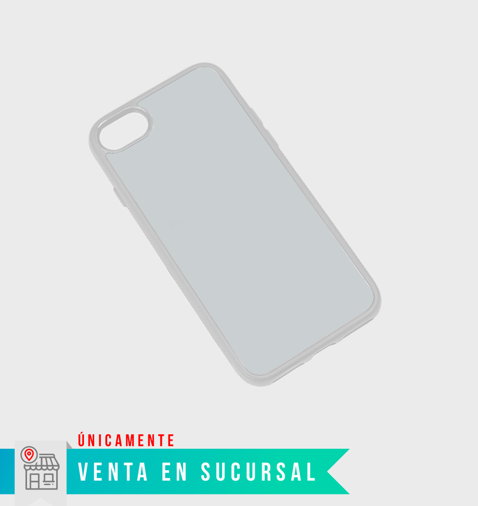 Case sublimable plástico para Iphone 8 Plus $30 pesos - STM Robotics