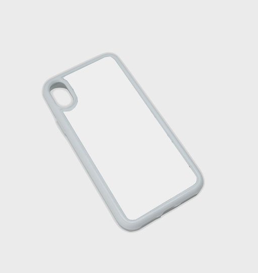 Case de silicón sublimable para Iphone X
