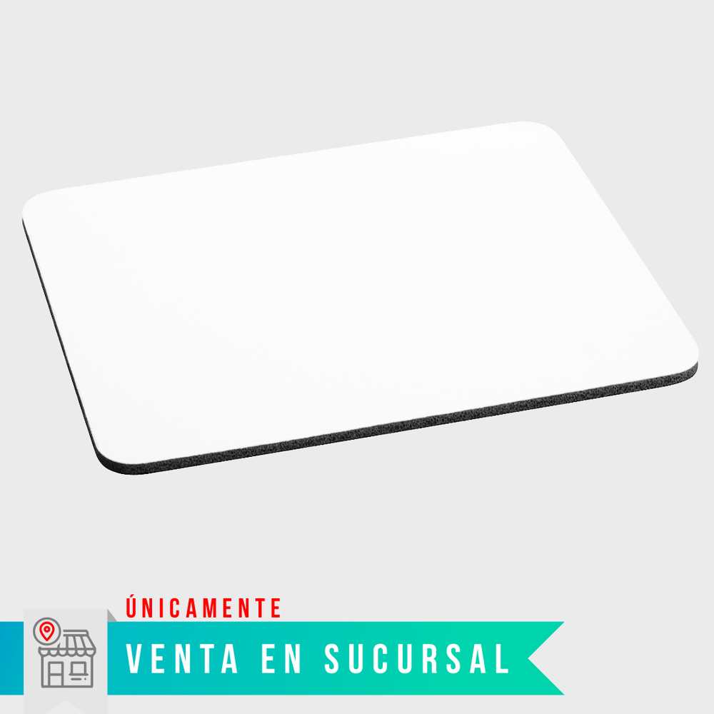 Mousepad sublimable 18 x 22mm $18 pesos - STM Robotics