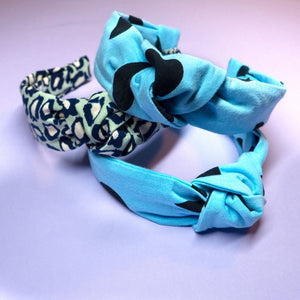 Confetti Knotted Alice Band