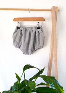 Marl Grey Bloomers