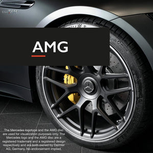 Rimgard wheel lock for Mercedes AMG