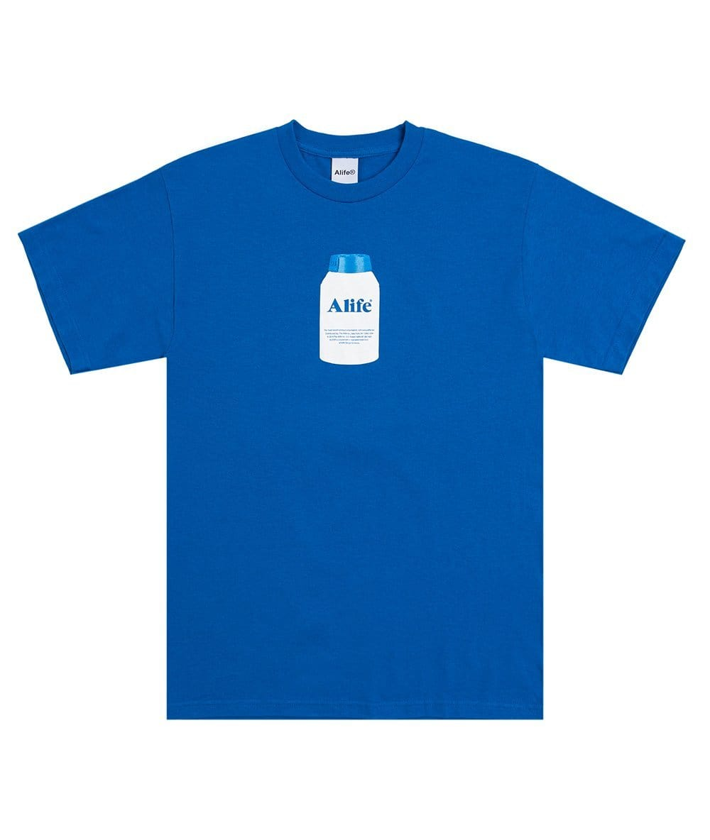 Alife Painkiller Tee - Royal Blue