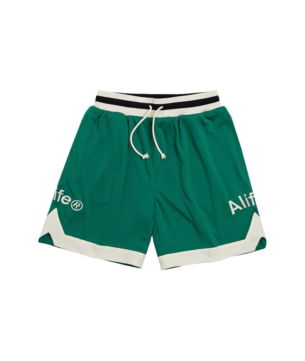 Alife Basketball Shorts - Green