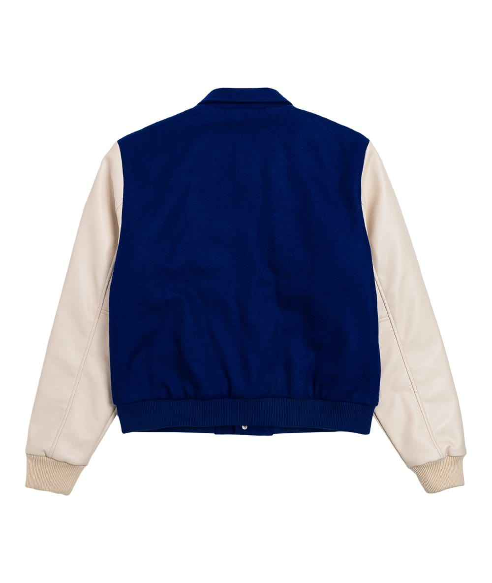 Alife Varsity Jacket - Royal Blue
