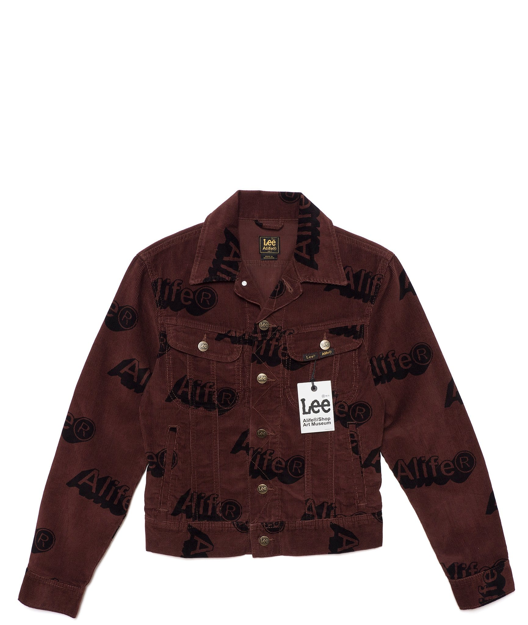 Alife/Lee Corduroy Jacket