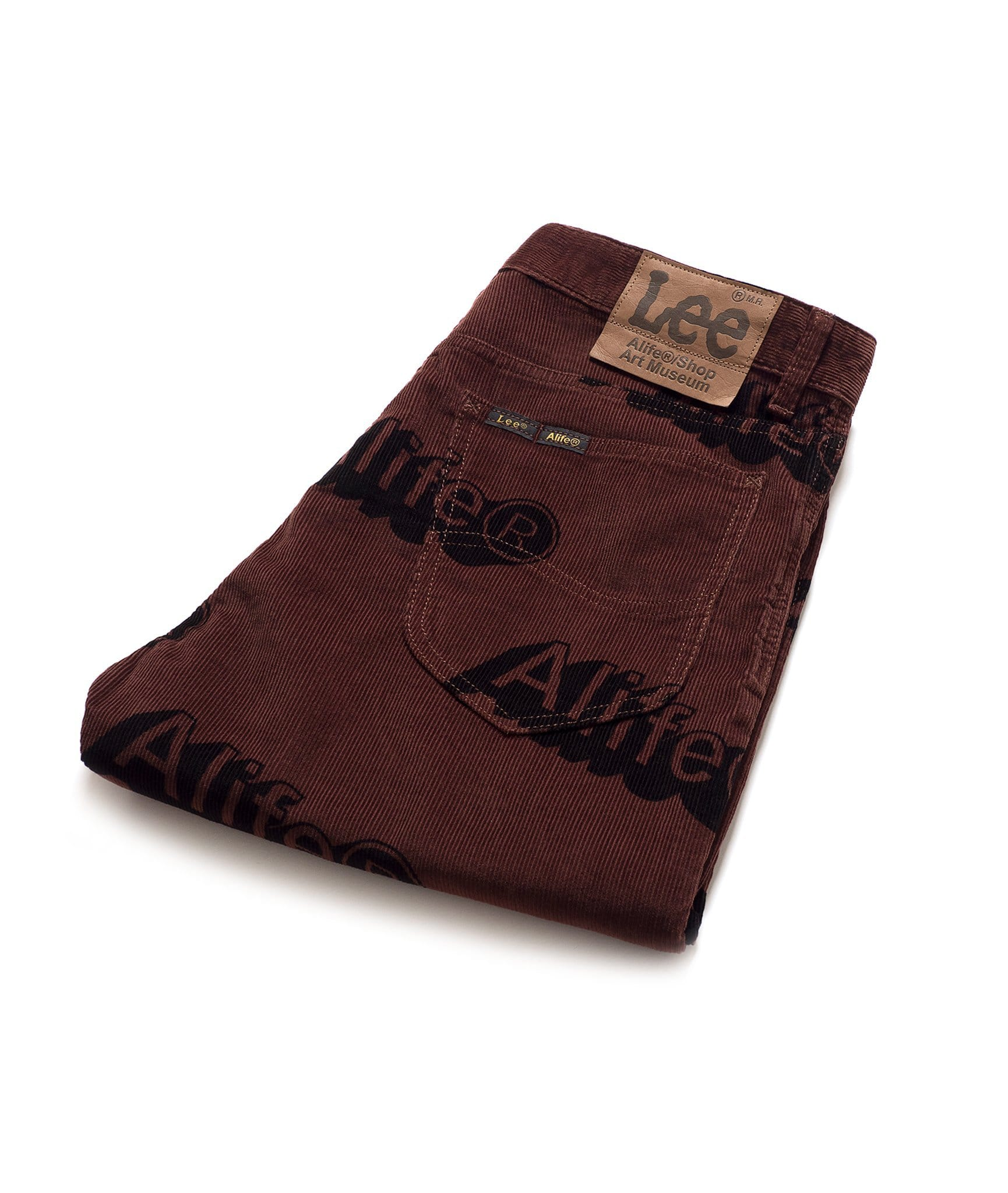 Alife/Lee Corduroy Tapered Leg Jean