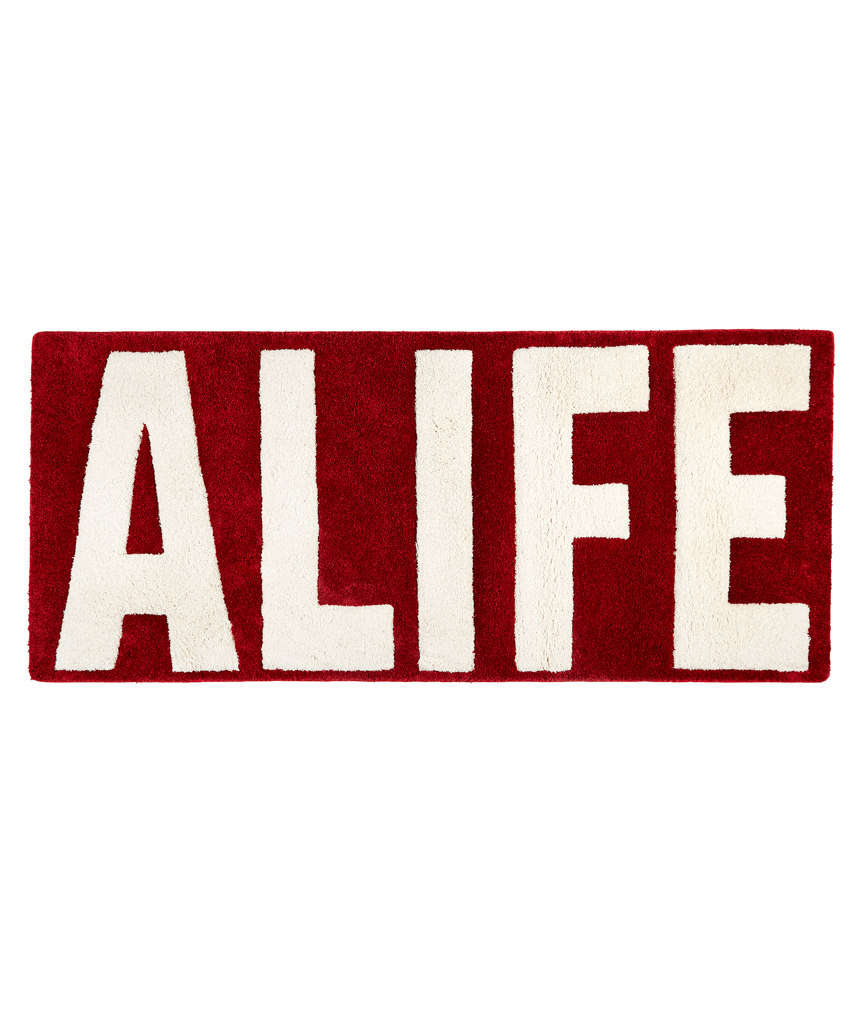 Alife Box Logo Carpet- Large - 6' x 3'