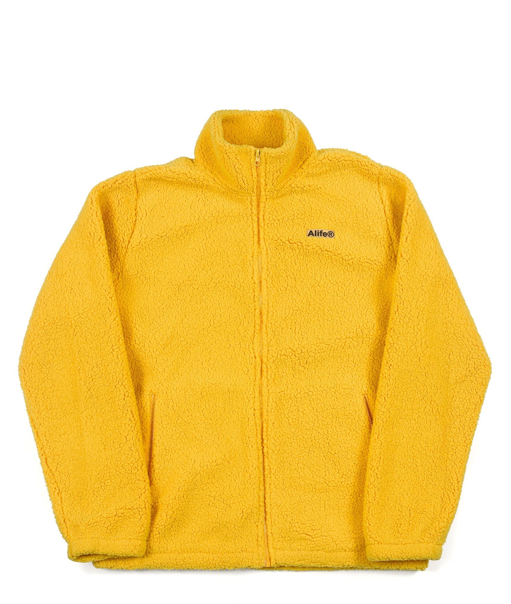 Alife Sherpa Fleece Jacket