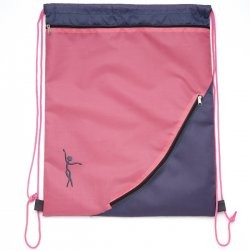 4826 Dasha Canvas Drawstring Bag