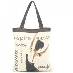 4973 Dasha Graceful Dancer Tote