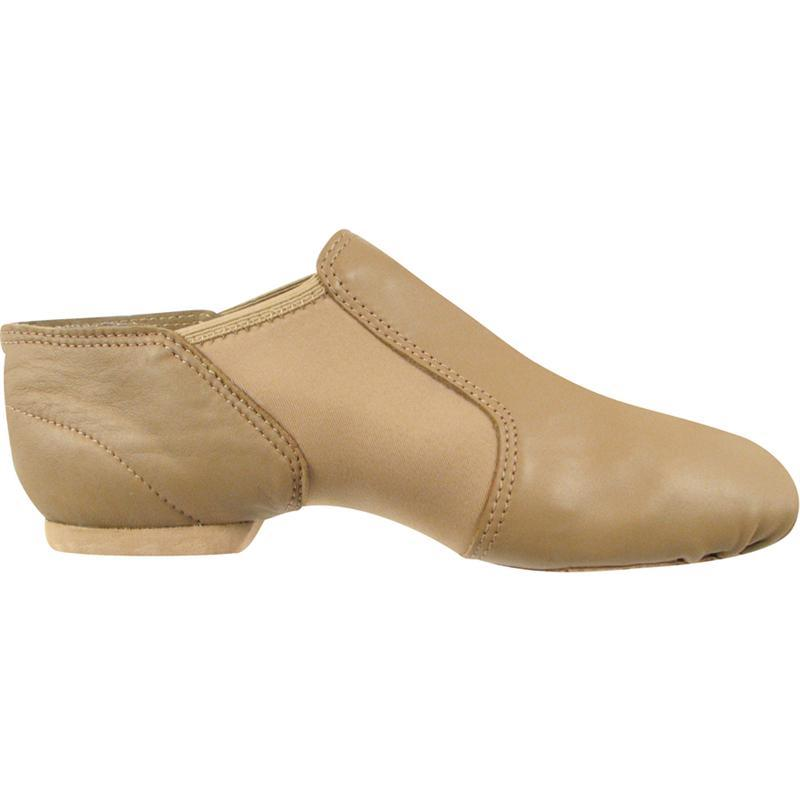 GB101 Dance Class Jazz Boot (Caramel)